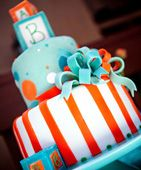 Bump Smitten: Tons of baby shower themes. Love the birds and butterflies one