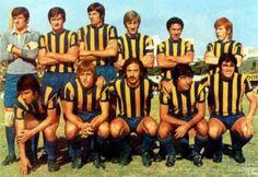Rosario Central, campeón 1971 (El de la palomita de Poy)