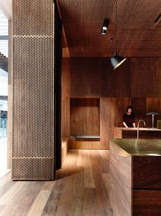 Aesop Emporium by Pslab and Kerstin Thompson Architects