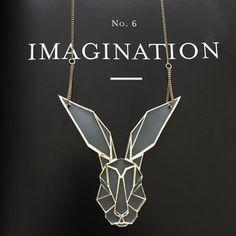 Akira Amani Unshakable necklace. Freelance Designer, Akira, Dress Me Up, Handcrafted Jewelry, Jewelry Crafts, Gold Necklace, Doll, Jewellery, Creative