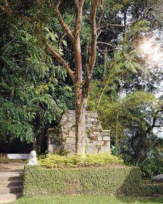 Detalhes - Museu do Açúde - Castro Maia - Alto da Boa Vista - Floresta da Tijuca - Mansão - Rio de Janeiro - Brasil