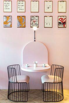 new Ideas for living room table small interior design Boutique Interior, Diy Interior, Bar Interior Design, Restaurant Interior Design, Modern Interior, Modern Decor, Apartment Interior, Scandinavian Interior, Modern Rustic