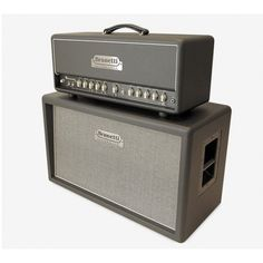 Brunetti Mercury + CW 212 cab When only the best is good enough! Vintage Guitars, Marshall Speaker, Music Is Life, Mercury, Good Things, Tools, Instruments, Guitars