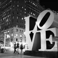 「LOVE NewYork ☆   お気に入りの一枚です(^-^)