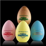 2017 White House Gift Shop Annual, Wooden Easter Eggs, Unsigned Edition Across All Aisles,Set of 4, Elegant Two Piece Box Seal and Crinkle Shred Nest-Like, Certificate White House Gift Shop, Est. 1946 Origin, Made in USA, American Hardwoods