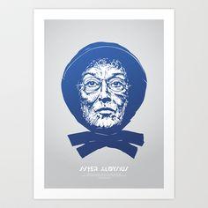 Sister Aloysius Art Print by Tomasz Zawistowski - $18.72