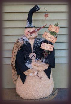 PatternMart.com ::. PatternMart: Frosty Blessings