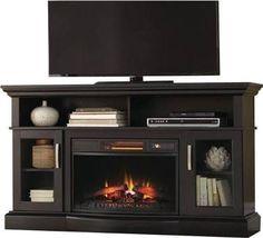 Electric Fireplace Media Center On Pinterest Menards