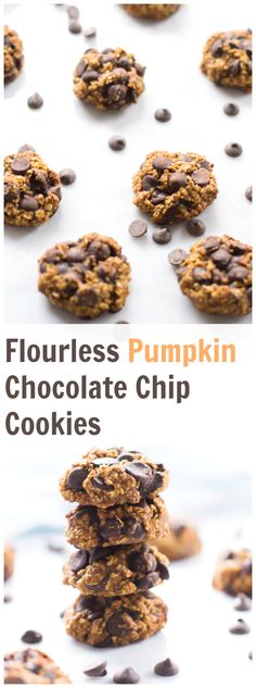 ... Chocolate Chip Cookies, Oatmeal Chocolate Chip Cookies and Chip