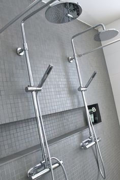 Beautiful shower niche