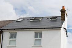 In diesem Haus haben Experten ein nicht genutztes Dachgeschoss in ein wirklich traumhaftes Loft umgebaut. Und dabei die Ästhetik der Fassade geschützt.