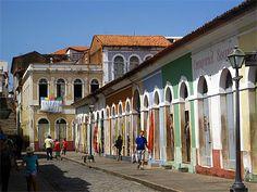 Sao Luis (UNESCO) - Sao Luis, Brazil