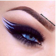black swan... eye makeup inspiration