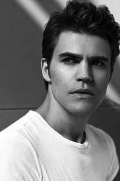 Afbeelding via We Heart It #thevampirediaries #paulwesley #stefansalvatore #fashionisto #theripper #photoshoot2013