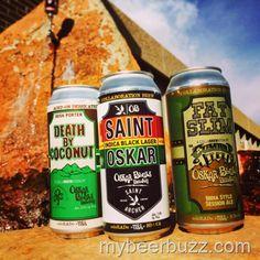 mybeerbuzz.com - Bringing Good Beers & Good People Together...: Oskar Blues - Death By Coconut, Saint Oskar & Fat ...