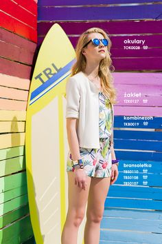 #Kombinezon w kwiaty #troll idealny na lato. Troll, Summer 2015, Lily Pulitzer, Dresses, Fashion, Vestidos, Moda, Fashion Styles, Dress