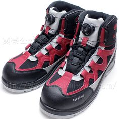 TORAICHI 0197-965 Shoes Mid-cut Model Boa