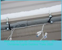 Are you a Grinch when it comes to hanging christmas lights? Hate doing it as it takes too long or you do not like getting on the roof? Well, I am in the same boat – but I love how they look on t… #Christmas #Lights.. #Best #way #put christmas lights outdoor trees Best way to put up Christmas Lights.. 32+ Christmas Lights Outdoor Trees 2020