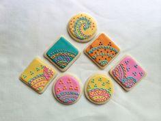Diwali sugar cookies
