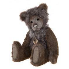Charlie Bears Mohair Wowzer Non-Ironing Artist