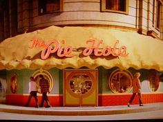 The pie hole 58