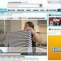 Minutefacile.com _ Comment réaliser sa propre marinière?
