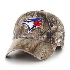 Toronto Blue Jays Realtree Clean Up Realtree 47 Brand Adjustable Hat