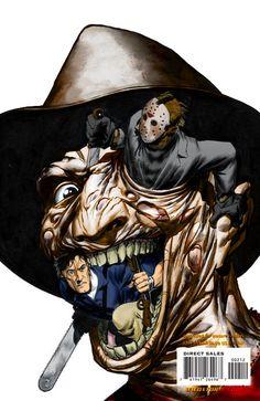 Nightmare On Elm Street, Friday The and Evil Dead Freddy, Jason and Ash Horror Icons, Sci Fi Horror, Horror Comics, Arte Horror, Horror Films, Slasher Movies, Horror Movie Characters, Horror Artwork, Best Horrors