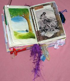 Altered Book Scrapbook