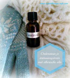 Een etherische olie weerstand compositie voor in koude dagen om zelf te maken, hou je weerstand op peil en geef je immuunsysteem een boost.