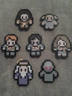 Perler Beads Harry Potter by munch1111 on deviantART