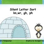 FREE! This is a download for a word sort with silent letters.  Students will read words and sort into different groups.  A recording sheet is also includ...
