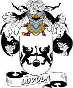 De Loyola Spanish Coat Of Arms www.4crests.com #coatofarms #familycrest #familycrests #coatsofarms #heraldry #family #genealogy #familyreunion #names #history #medieval #codeofarms #familyshield #shield #crest #clan #badge #tattoo #crests #reunion #surname #genealogy #spain #spanish #shield #code #coat #of #arms