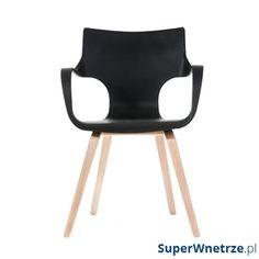 Krzesło King Bath Wings czarne SI-KPW-015.CZARNY