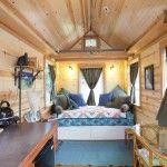 Caravan, the tiny house hotel in Portland, Oregon
