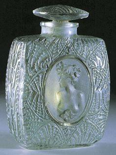 René Lalique Flacon Fougères