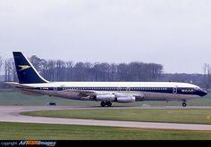 BOAC - British Overseas Airways Corporation, Boeing 707-436, Prestwick, United Kingdom, May 1967