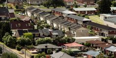 Auckland has become one of the hardest places in the world to afford a house. Photo / Janna Dixon