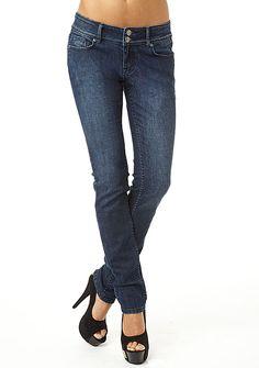 Vigold Premium Embellished Pocket Skinny Jean at Alloy
