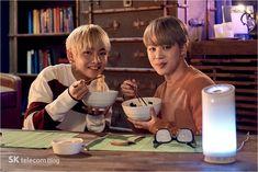Unreleased Photos of BTS for SKTelecom promotional ads [161228]