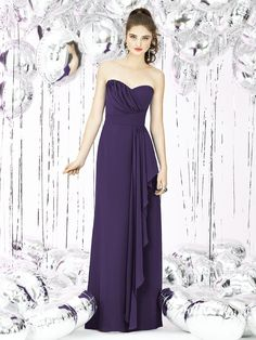 This dress comes in 17 shades of purple. Just in case you're picky. ;)