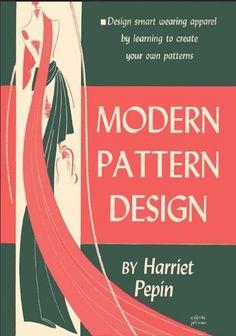 free PDF http://sewingforlife.files.wordpress.com/2012/01/modern-pattern-design-1942.pdf