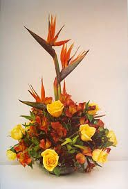 Image result for oriental faux flower arrangements images