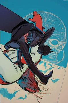 Batgirl by James Jean
