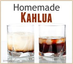 Homemade Kahlua is one of my favorite gifts for friends, both old and new. This coffee/vanilla flavored goodie mixes well in many favorite wintertime drinks!