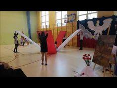 Święto Niepodległości taniec - YouTube Multimedia, Classroom, Education, School, Youtube, Kids, Historia, Class Room, Young Children