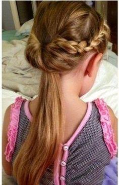 Cómo hacer un peinado rápido en cabello largo ~ Belleza y Peinados