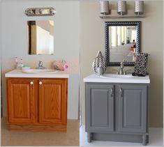 Create a Rustic Bathroom With Bathroom Accessories   #BathroomDecoratingIdeas
