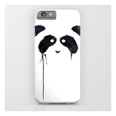 Panda iPhone 6s Case ($35) ❤ liked on Polyvore featuring accessories, tech accessories and iphone & ipod cases