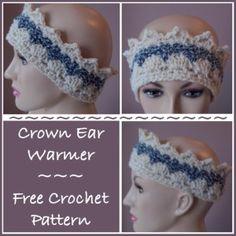 Crown Ear Warmer